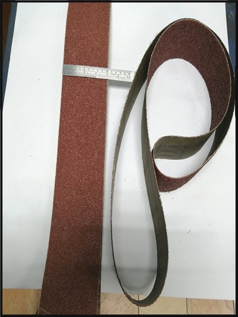 Sanding Belts 100/1500 available in Rough and Fine